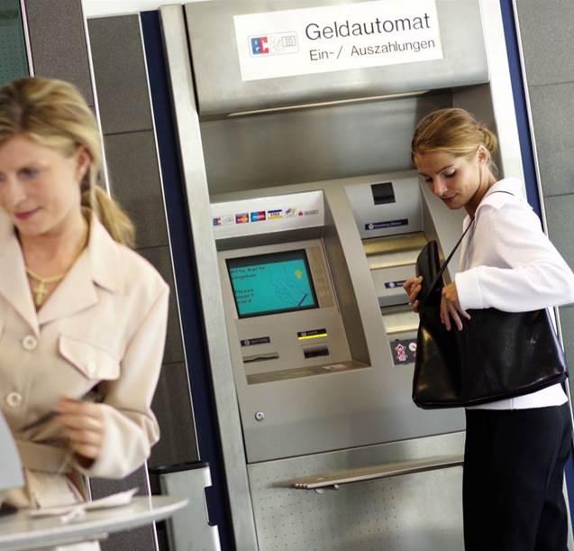Protezione  Bancomat ATM